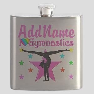 GYMNAST CHAMP Flask