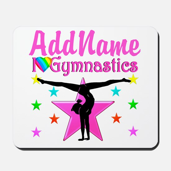 GYMNAST CHAMP Mousepad