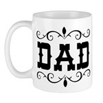 Dad - Father's Day - Mug