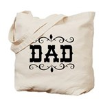 Dad - Father's Day - Tote Bag