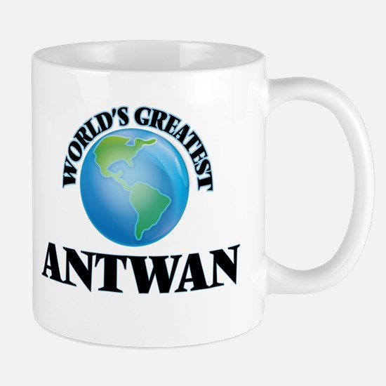 World's Greatest Antwan Mugs