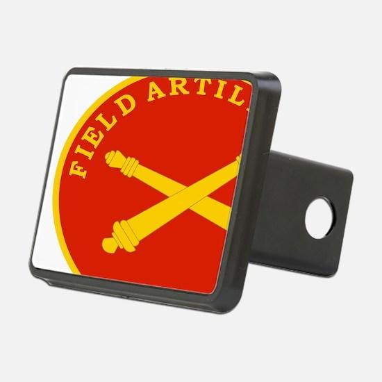 Field Artillery Seal Plaqu Hitch Cover
