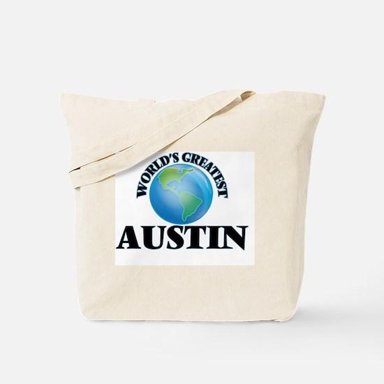 World's Greatest Austin Tote Bag