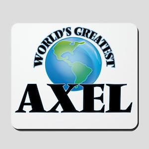 World's Greatest Axel Mousepad