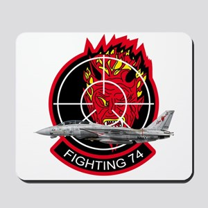vf74logoA Mousepad