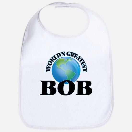 World's Greatest Bob Bib