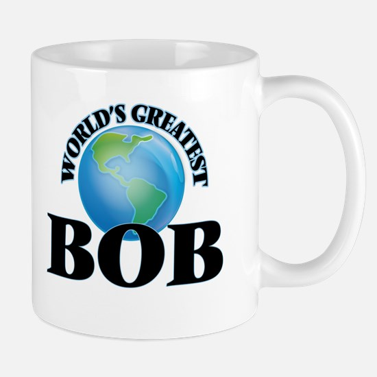 World's Greatest Bob Mugs