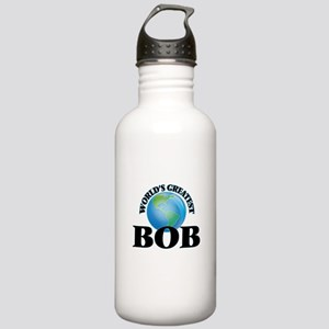 World's Greatest Bob Stainless Water Bottle 1.0L