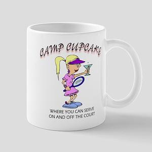 Camp Cupcake Serve Mug
