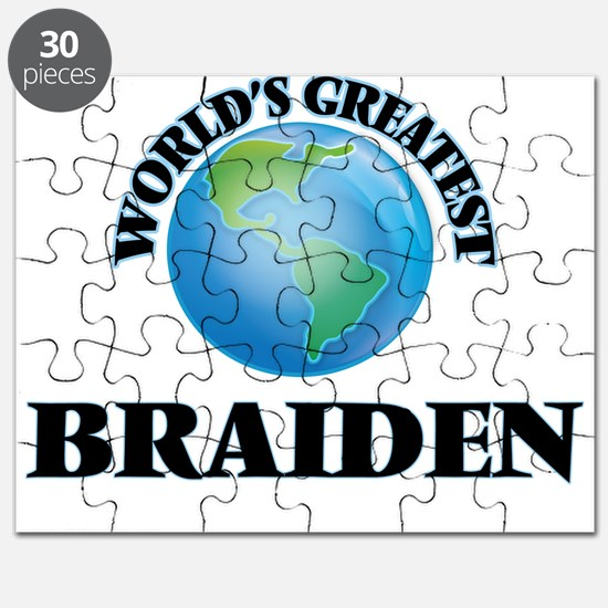 World's Greatest Braiden Puzzle