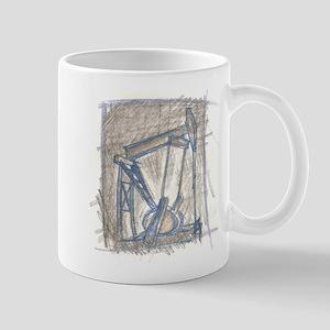 Oil Pump Mug