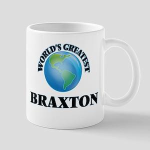 World's Greatest Braxton Mugs