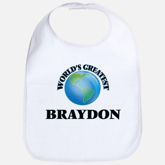 World's Greatest Braydon Bib