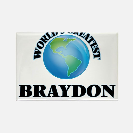 World's Greatest Braydon Magnets
