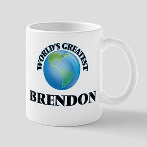 World's Greatest Brendon Mugs