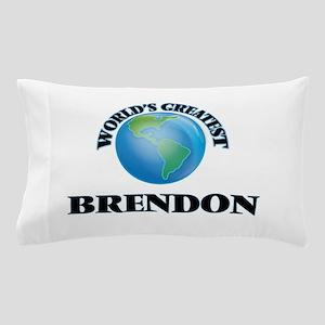World's Greatest Brendon Pillow Case