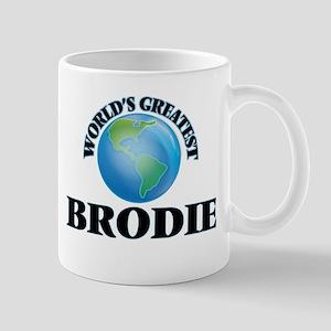 World's Greatest Brodie Mugs