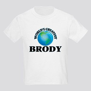 World's Greatest Brody T-Shirt