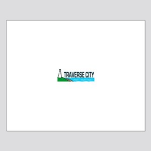 Traverse City, Michigan Small Poster
