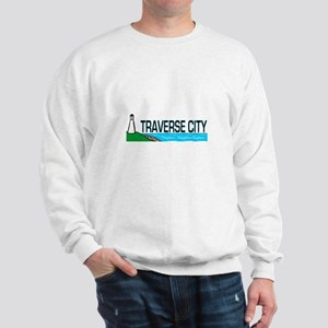 Traverse City, Michigan Sweatshirt