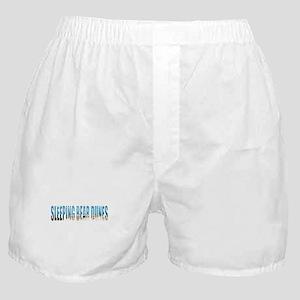 Sleeping Bear Dunes Boxer Shorts