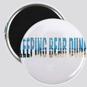 Sleeping Bear Dunes Magnet