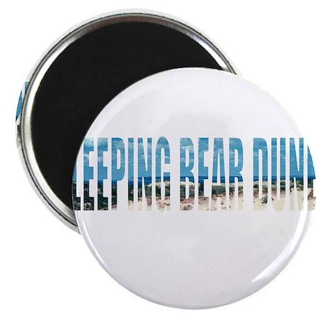 Sleeping Bear Dunes Magnet