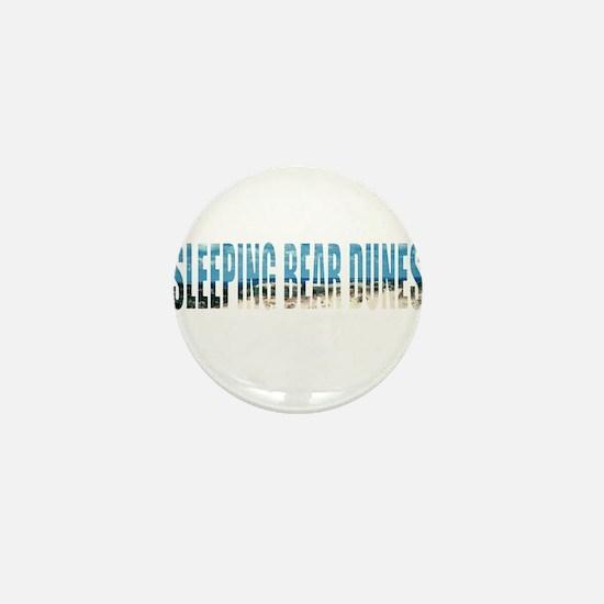 Sleeping Bear Dunes Mini Button