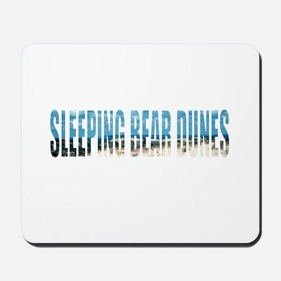 Sleeping Bear Dunes Mousepad