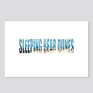 Sleeping Bear Dunes Postcards (Package of 8)