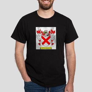 FITZGERALD Coat of Arms Dark T-Shirt