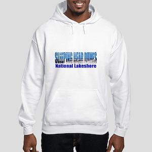 Sleeping Bear Dunes National Hooded Sweatshirt