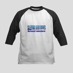 Sleeping Bear Dunes National Kids Baseball Jersey