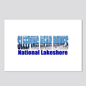 Sleeping Bear Dunes National Postcards (Package o