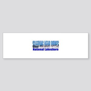 Sleeping Bear Dunes National Bumper Sticker