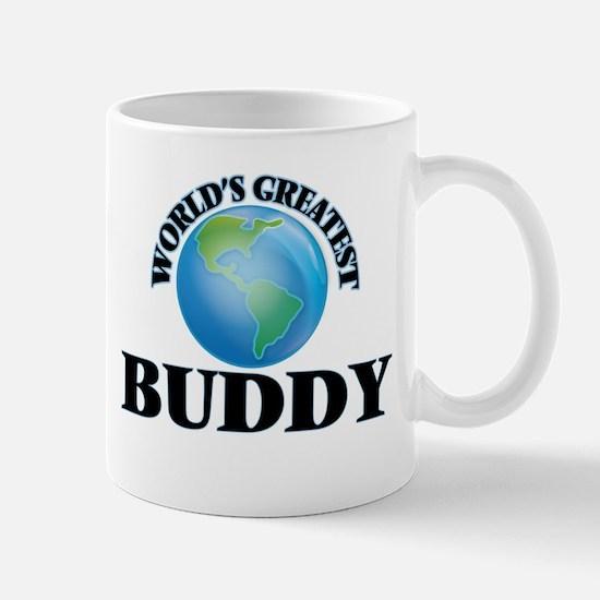 World's Greatest Buddy Mugs