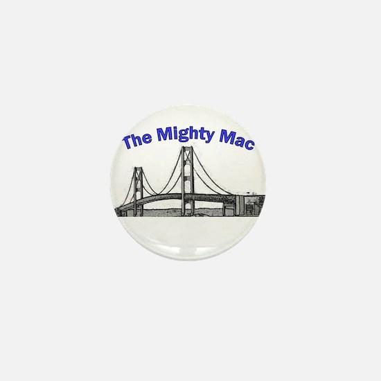 The Mighty Mac Mini Button