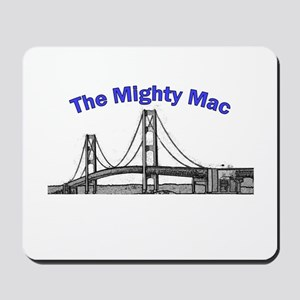 The Mighty Mac Mousepad