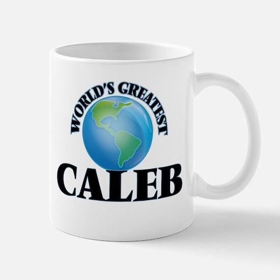 World's Greatest Caleb Mugs