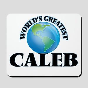 World's Greatest Caleb Mousepad