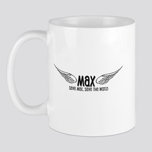 Max- Save Max, Save the World Mug