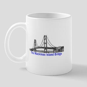 The Mackinac Bridge Mug