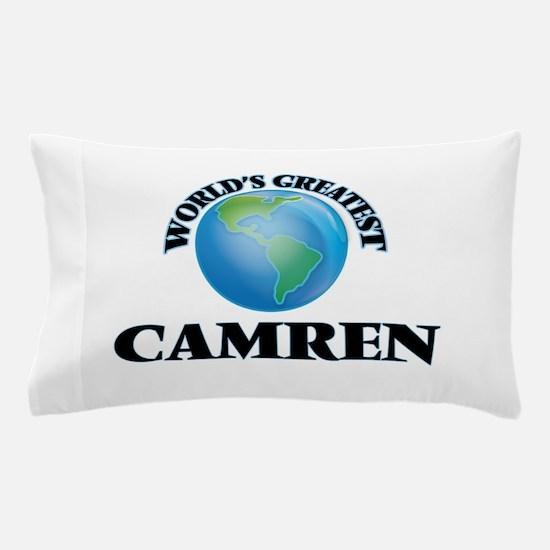 World's Greatest Camren Pillow Case