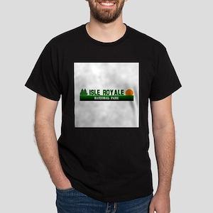 Isle Royale National Park Dark T-Shirt