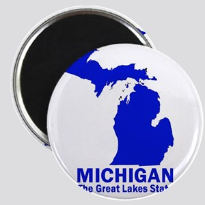 Michigan . . . The Great Lake Magnet
