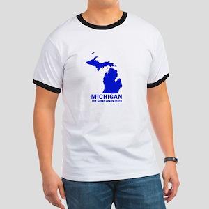 Michigan . . . The Great Lake Ringer T