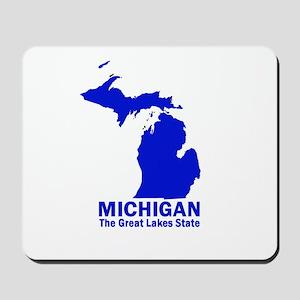Michigan . . . The Great Lake Mousepad