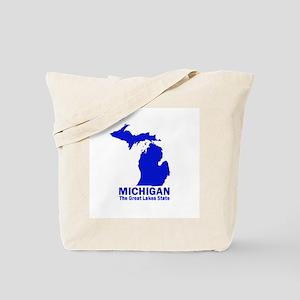 Michigan . . . The Great Lake Tote Bag