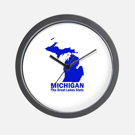 Michigan . . . The Great Lake Wall Clock