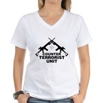 CTU Women's V-Neck T-Shirt